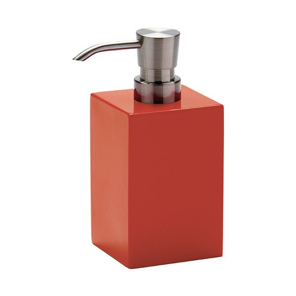 Zásobník na mýdlo Taco, červený