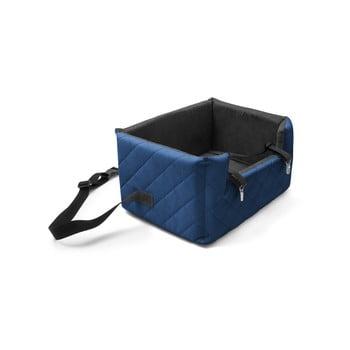 Geantă pentru transportat câinele în mașină Marendog Travel, 40 x 47 x 25 cm, albastru de la Marendog