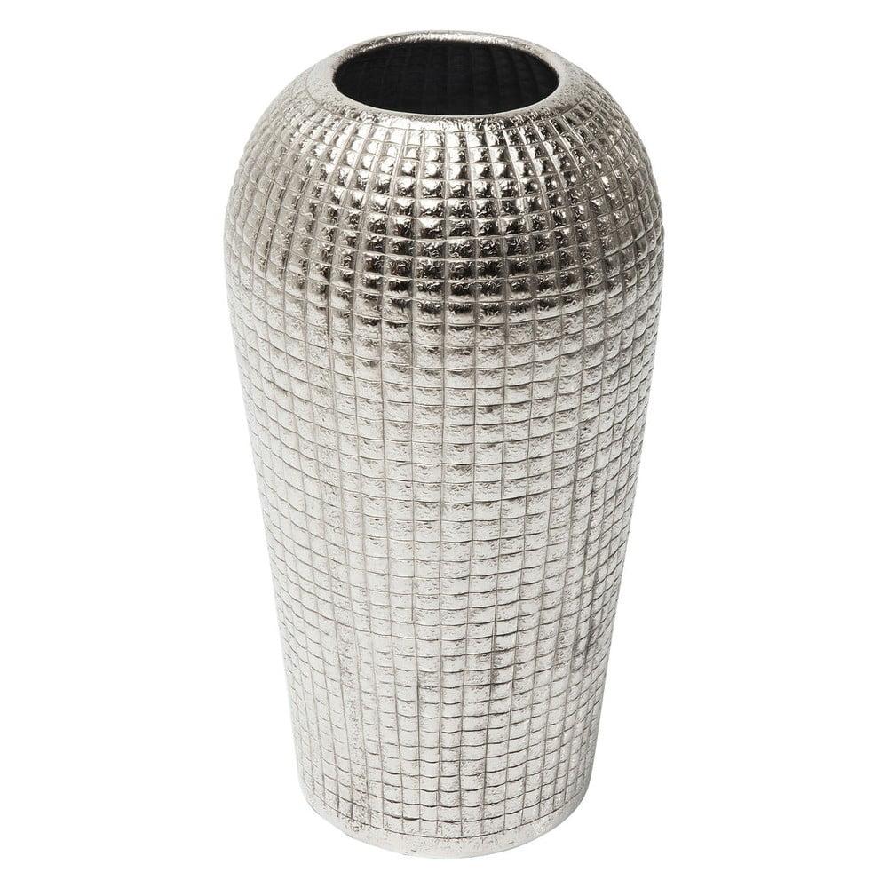 Dekorativní váza Kare Design Cubes, výška 56 cm