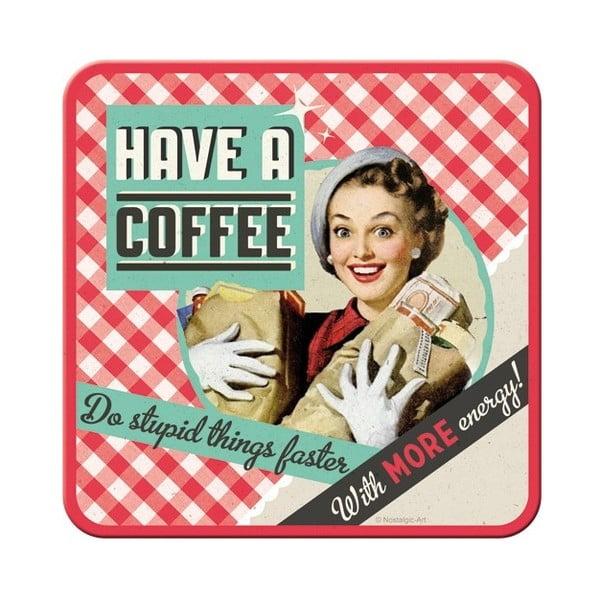 Sada 5 podtácků Have a Coffee