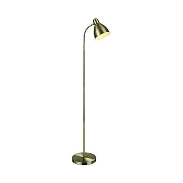 Volně stojící lampa ve zlaté barvě Markslöjd Nitta