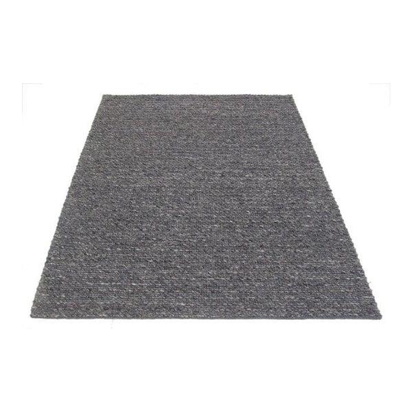 Vlněný koberec Tikos Grey, 200x300 cm