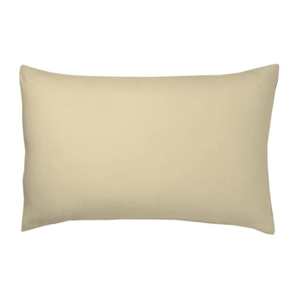 Povlak na polštář Lisos Crema, 50x70 cm