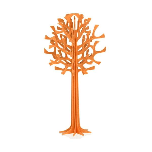 Skládací pohlednice Lovi Tree Orange, 13.5 cm
