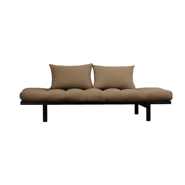Canapea Karup Design Pace Black/Mocca