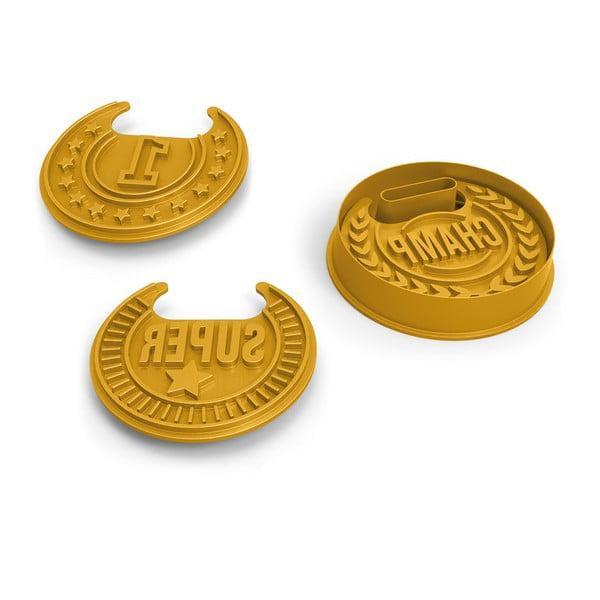 Tvořítko na cukrovinkovou medaili Fred & Friends Top Cookie