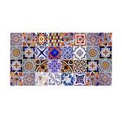 Koberec z vinylu Collage, 50x120 cm