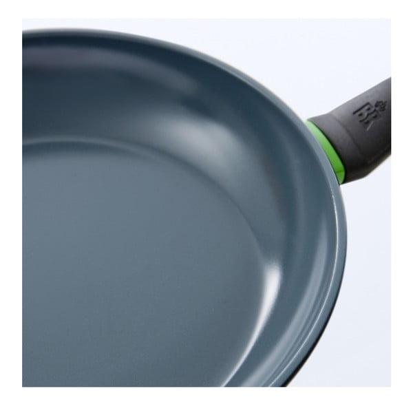 Vysoká pánev s keramickým povrchem BK Cookware Balans+, 24 cm