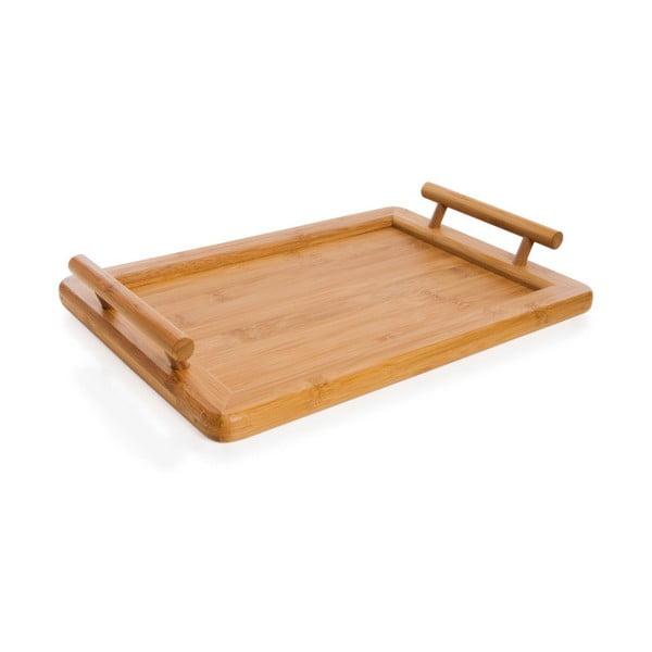 Taca bambusowa Bambum Majestic Tray, 24x35 cm