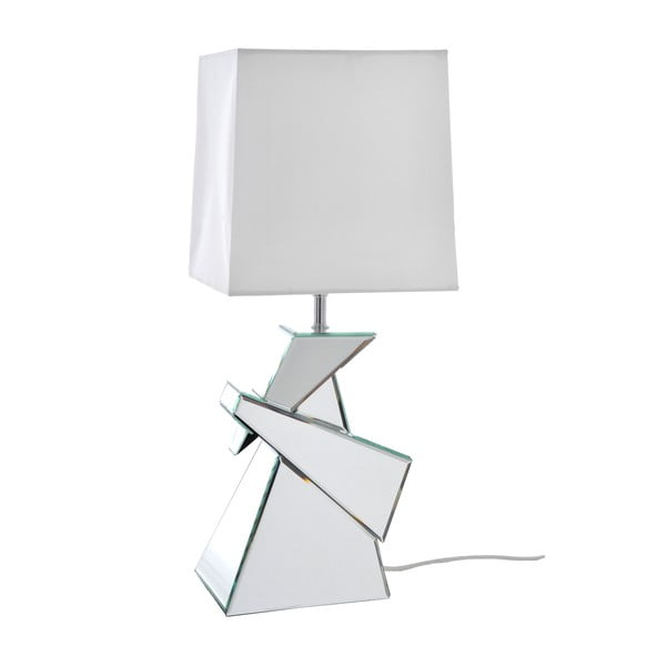 Stolní lampa Triangle Mirror