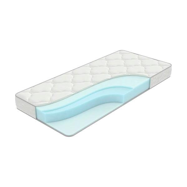 Tvrdá matrace ze studené pěny Enzio Portland Roll, 180 x 200 cm