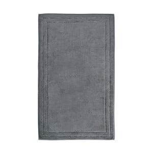 Tmavě šedá koupelnová předložka Aquanova Riga, 60 x 100 cm