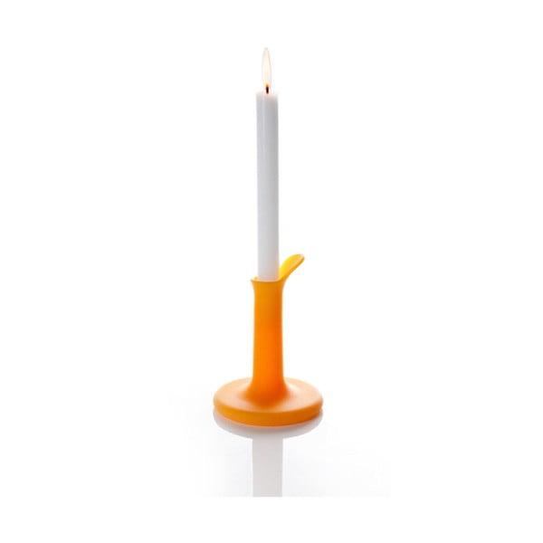 Variabilní svícen, oranžový