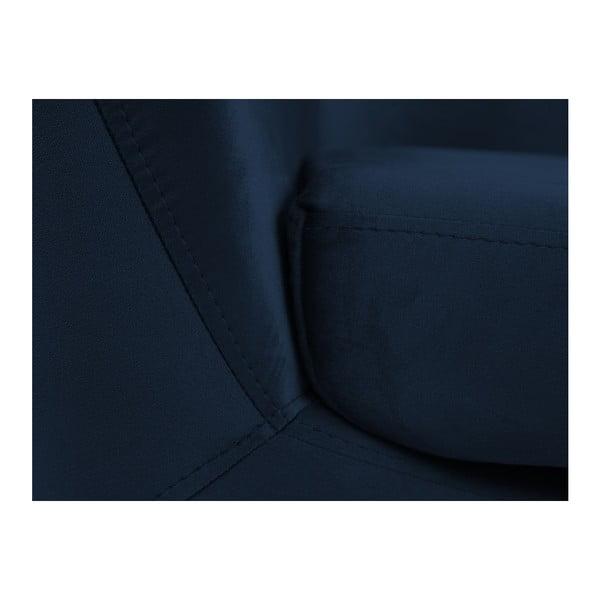 Fotoliu Mazzini Sofas Amelie, albastru închis