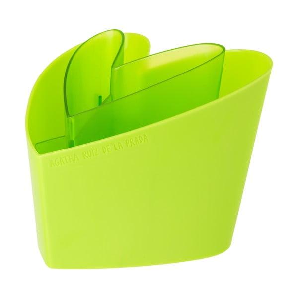 Odkapávač na příbory Vigar Wash Green