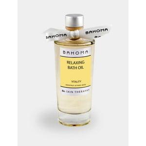 Koupelový olej s vůní citrusů a bazalky Bahoma London, 200ml