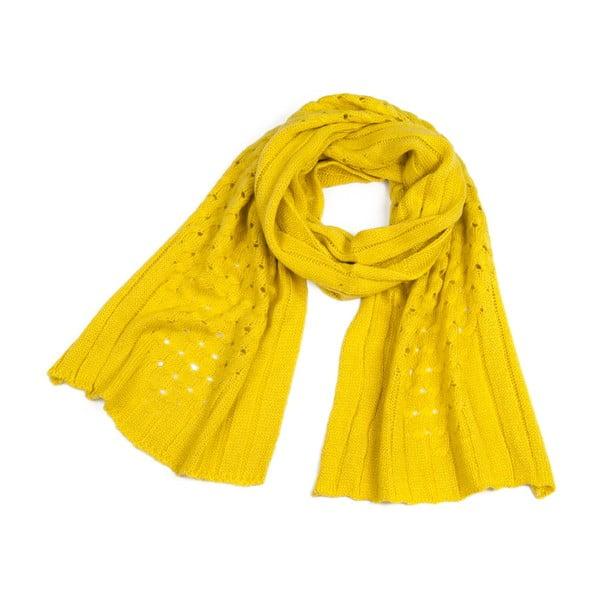 Šála  Madame Yellow