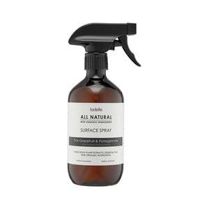Detergent natural pentru suprafețe de bucătărie cu aromă de portocală și grapefruit roz Ladelle