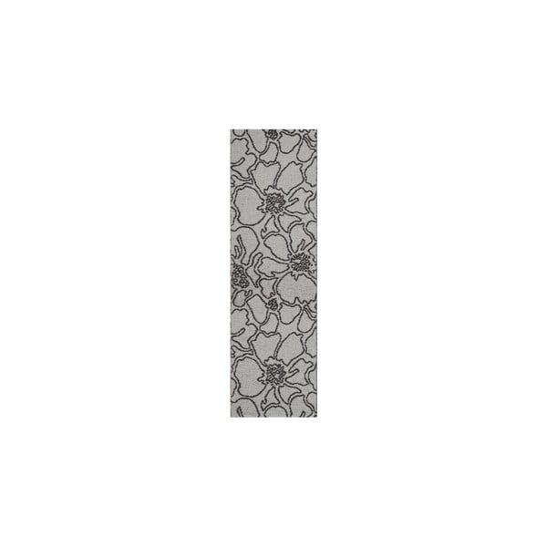 Vysoce odolný oboustranný koberec Flou V10, 60x160 cm