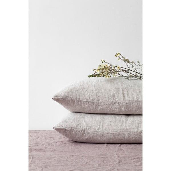 Přírodní lněný povlak na polštář Linen Tales, 70 x 90 cm