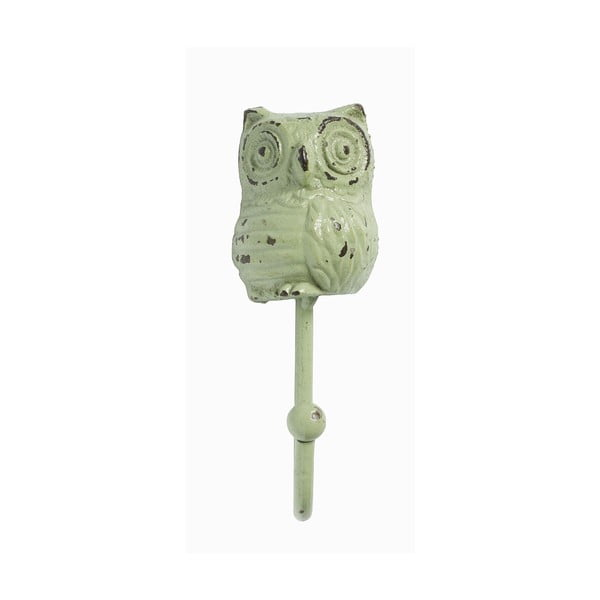 Háček Owl, zelený