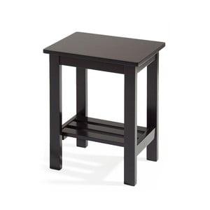 Odkládací stolek Kaos Black