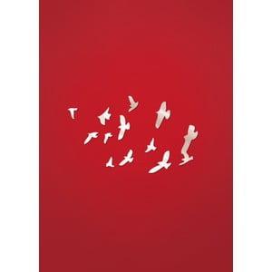 Zrcadlo Migrating Birds