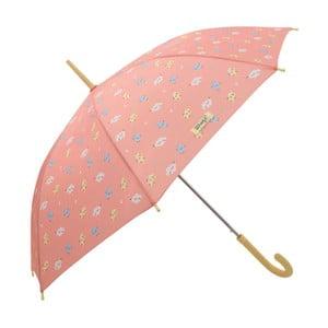 Korálově červený deštník Mr. Wonderful Rayo