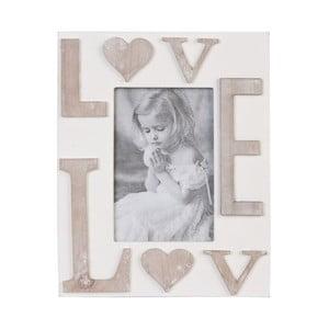 Fotorámeček Love 19x24 cm