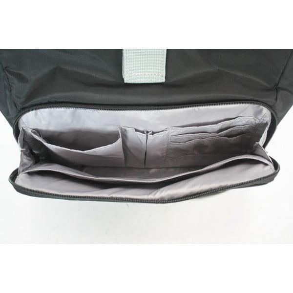 Taška Utility Bag TUbí, černá/šedá