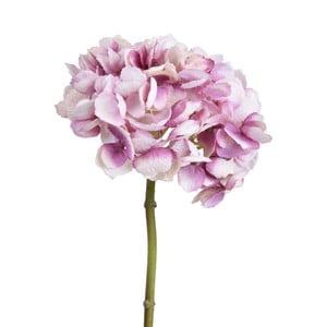 Umělá květina Ego Dekor Světle růžová hortenzie