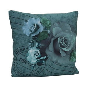 Polštář Roses Dark, 45x45 cm