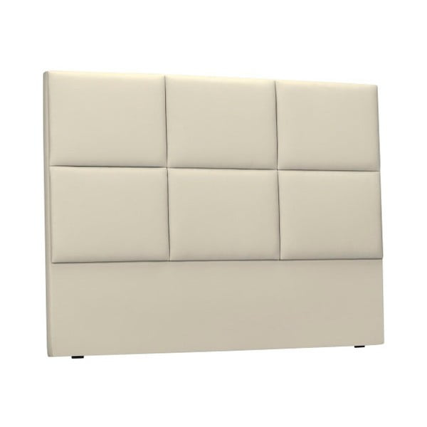 Tăblie tapițată pentru pat THE CLASSIC LIVING Aude, 180x120cm, bej