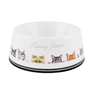 Miska pro kočky Ashdene Peeping Felines, ⌀13cm