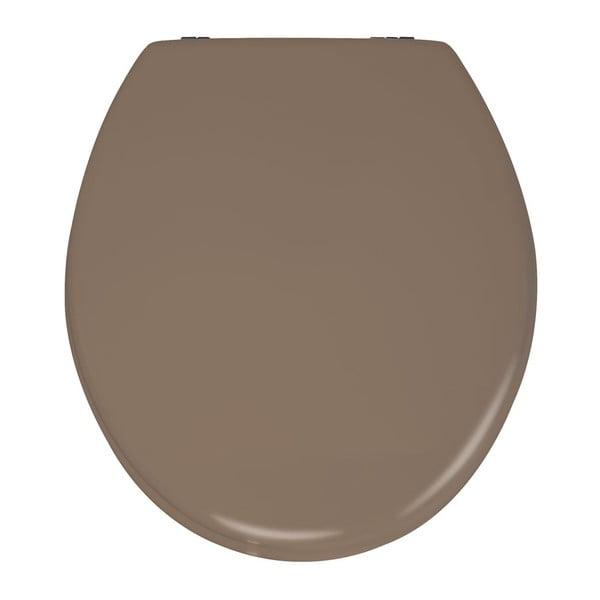Prima matt bézs WC-ülőke, 41 x 38 cm - Wenko