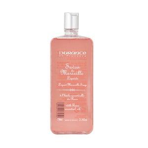 Tekuté mýdlo Marseille s éterickým olejem, růže, 750 ml