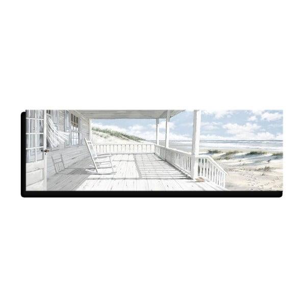 Obraz Styler Beach House, 30x95cm