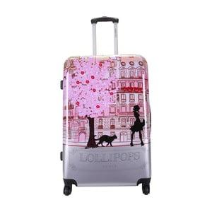Cestovní kufr LULU CASTAGNETTE Lollipops, 107l
