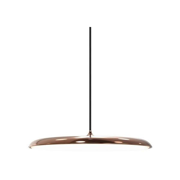 Závěsné světlo Nordlux Artist 40 cm, měď
