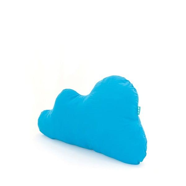 Polštářek Mr. Fox Nube Turquoise, 60x40cm