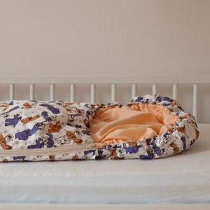 Sac de dormit pentru copii Bartex Pejsek Puntik, 50 x 100 cm