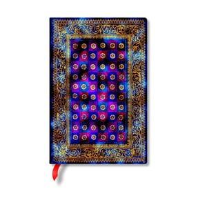 Zápisník s tvrdou vazbou Paperblanks Celeste, 9,5x14cm