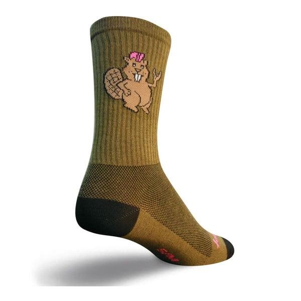 Ponožky chránící před otlaky Bucky Beaver, vel. S/M