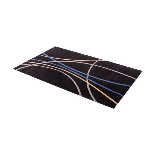Rohožka Bonjour 118 Black, 80x120 cm