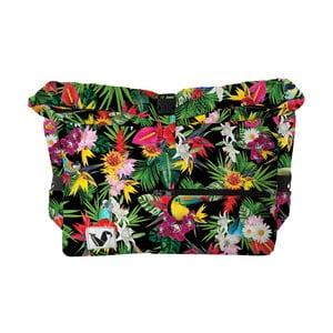 Ručně vyrobená plážová taška Origama Tropic