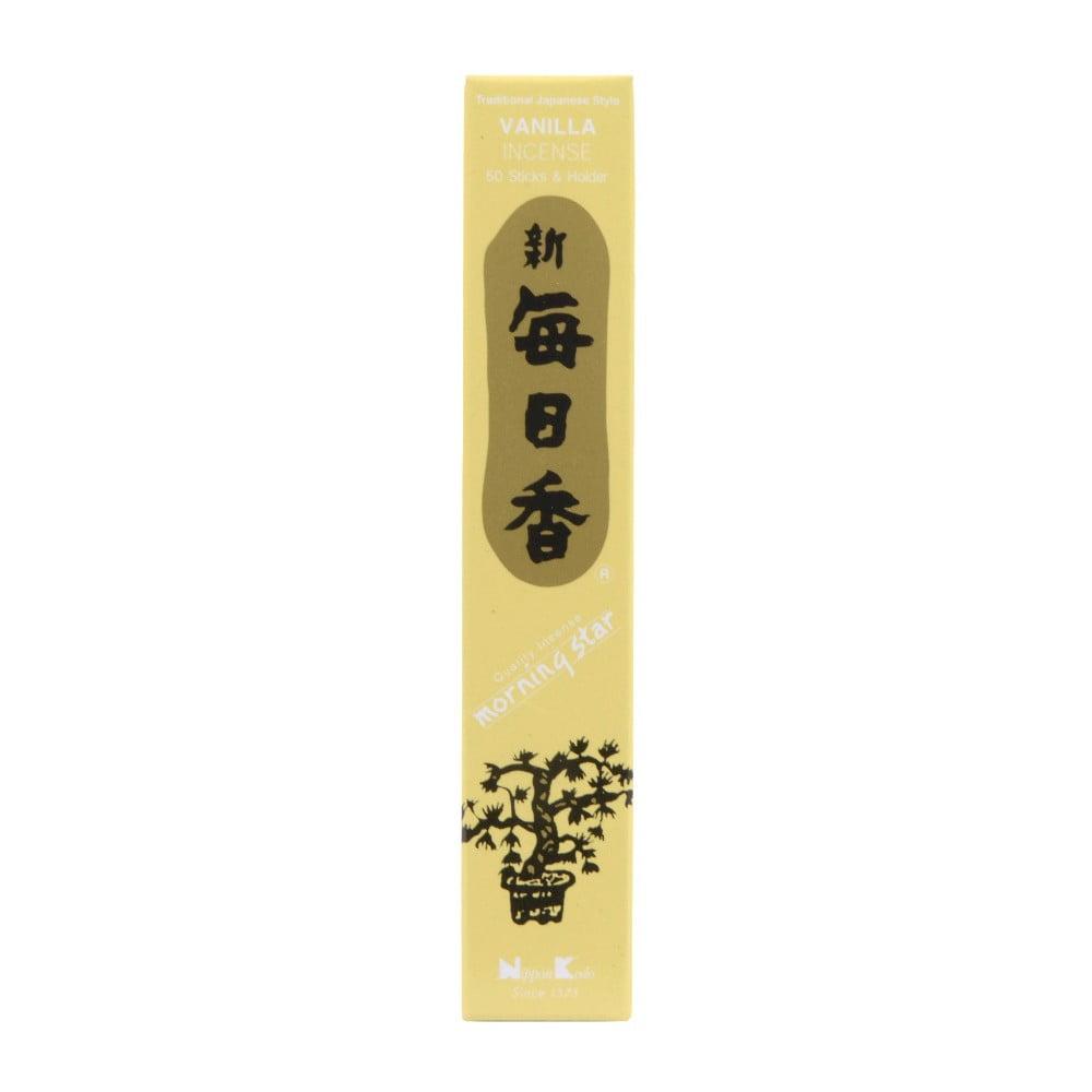 Vonné tyčinky s vůní vanilky Tokyo Design Studio Morningstar