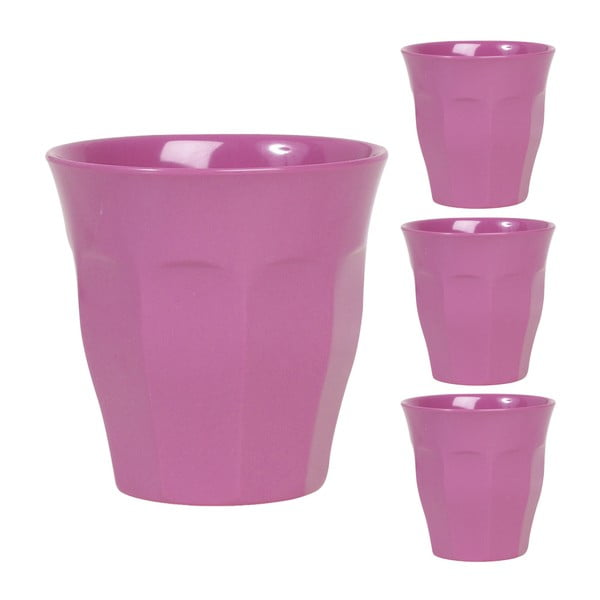 Hrnky Cup Raspberry, 3 ks