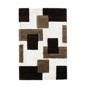 Hnědý koberec Think Rugs Fashion 80 x150cm