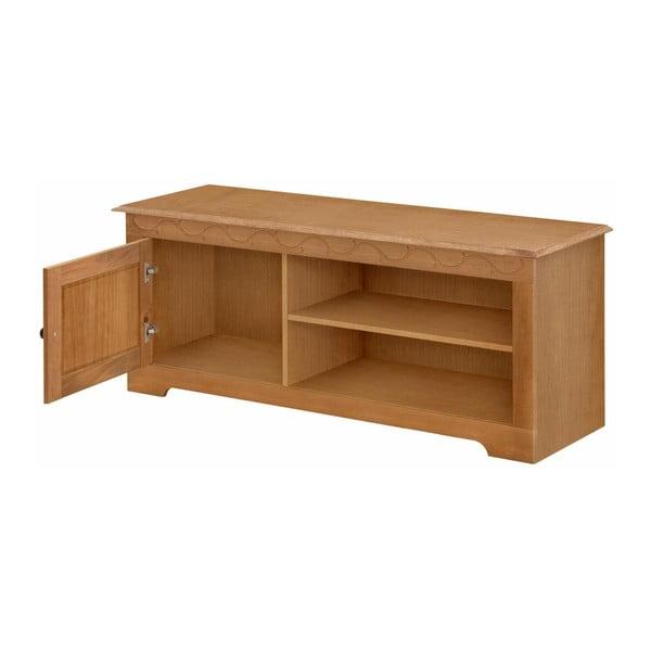 TV stolek z borovicového dřeva Støraa Lando Barn