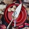 Farfurie din ceramică pentru desert Emile Henry, ⌀ 21 cm, roșu